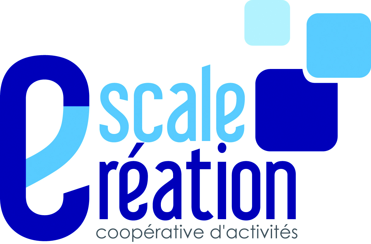 logo escale creation coopérative lyon