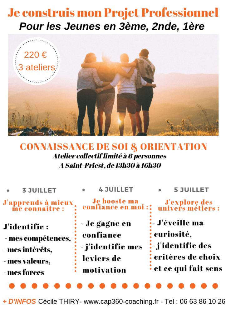 Stage Juillet 2019